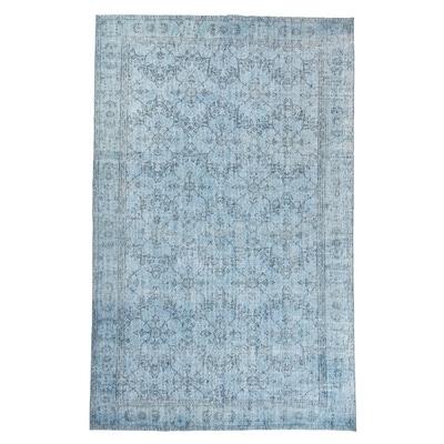 ALFOMBRA KUDEN LIGHT BLUE 300X190